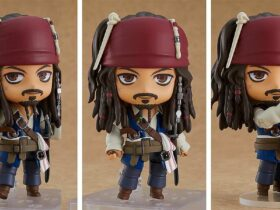 Pirates of the Caribbean: here is the new Nendoroid figure of Jack Sparrow!