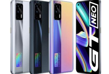 Realme GT Neo and V13 5G officially announced