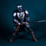 Recensione The Mandalorian: Star Wars Black Series (Beskar)