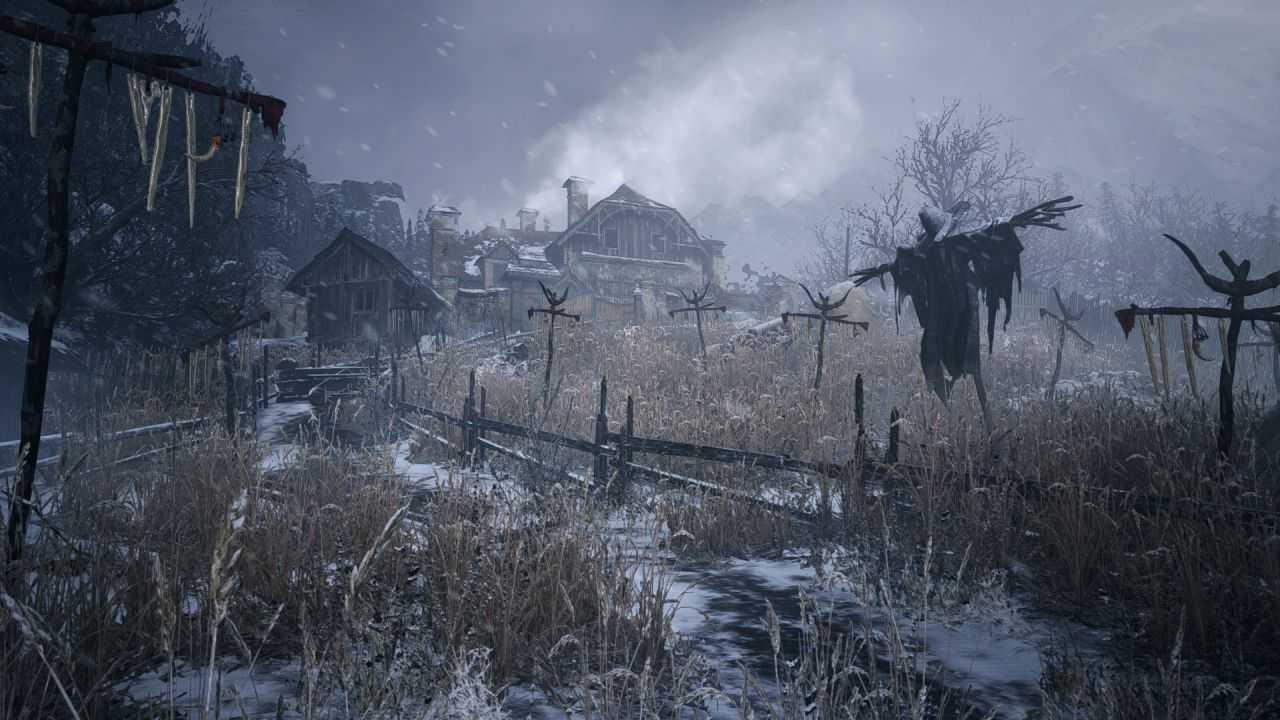 Resident Evil Village: new details on the setting
