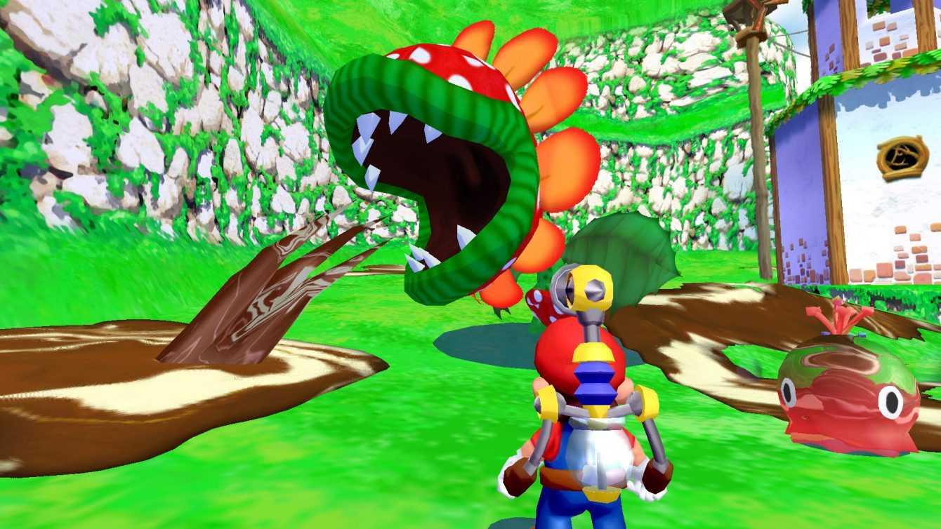 Retrogaming: on vacation with Super Mario Sunshine