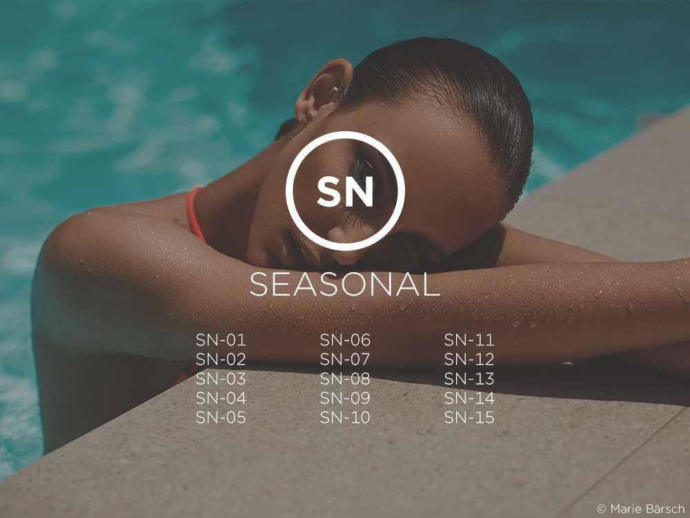 Recensione Capture One Pro Styles: Seasonal Styles