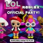 Roblox: LOL Surprise arrives with exaggerated looks and dancing