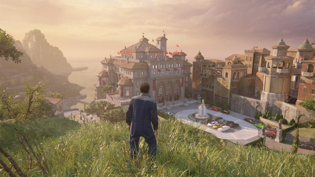 Sony Bend Studio working on a new Uncharted