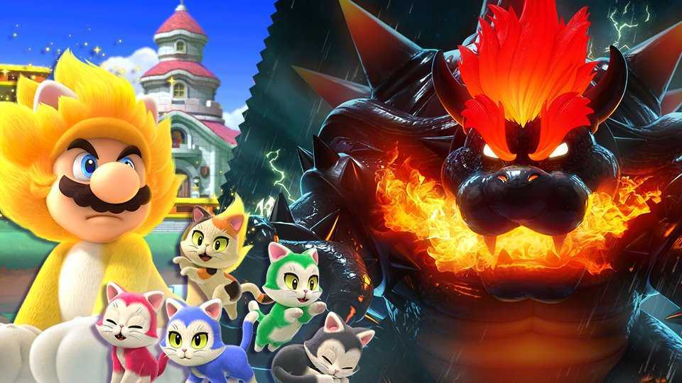 Super Smash Bros. Ultimate: event, the Spirits of Bowser's Fury