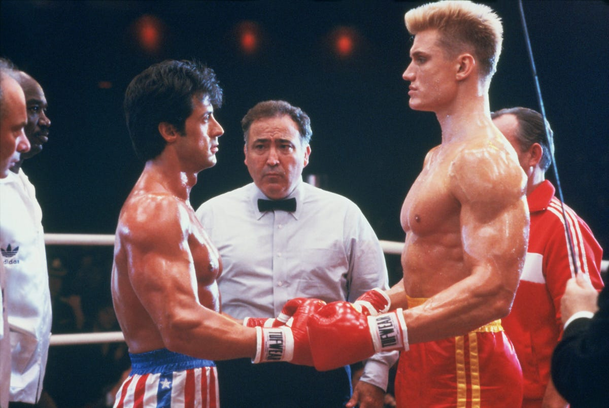 Sylvester Stallone: a series on Rocky coming?