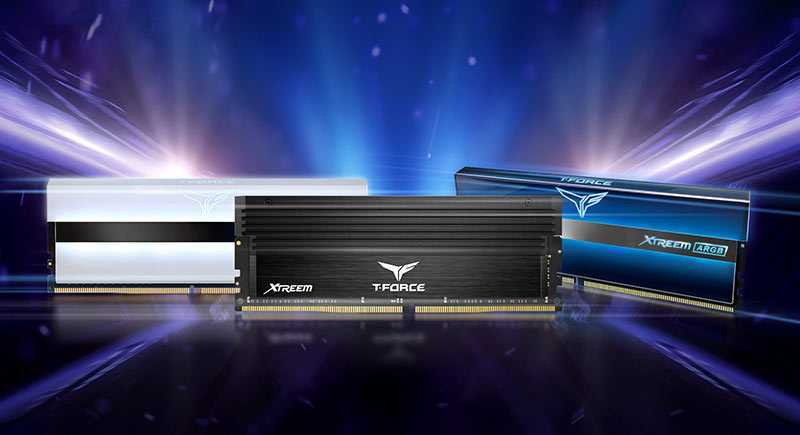 T-FORCE XTREEM: TEAMGROUP lancia RAM fino a 5600 MHz