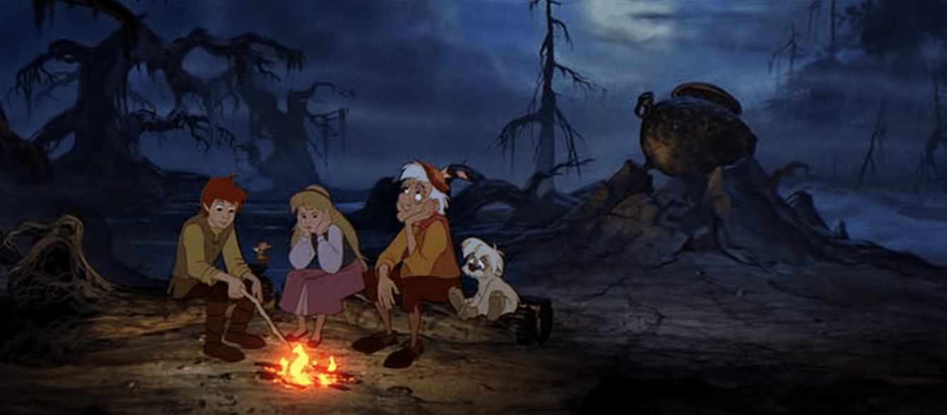Taron and the magic pot |  The must-sees of animation
