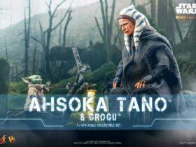 The Mandalorian: presentate le nuove statuette di Ahsoka Tano e Grogu