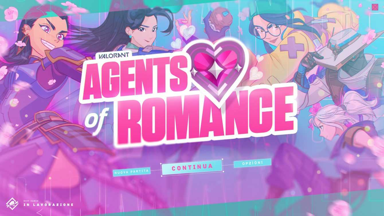 Valorant: announced the game Agents of Romance here is the release period
