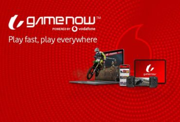 Vodafone GameNow: the new 5G cloud gaming platform