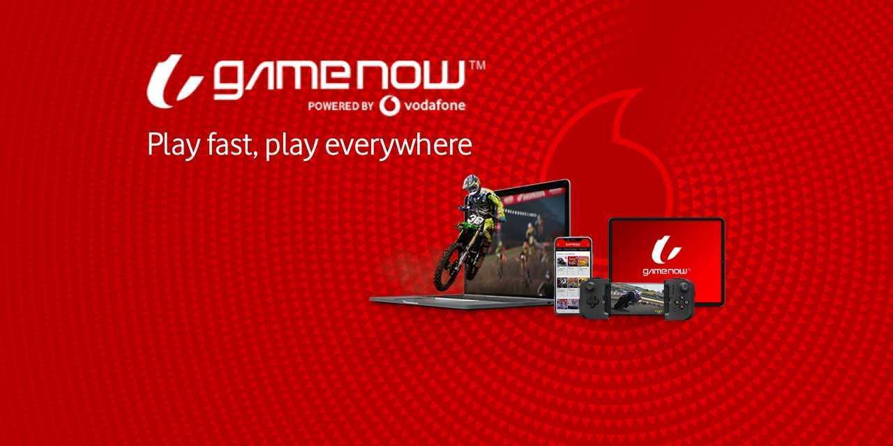 Vodafone GameNow: the new 5G cloud gaming platform