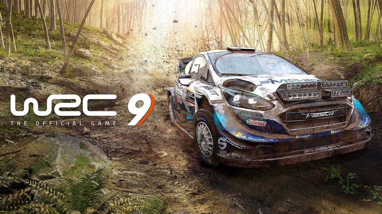 WRC 9 arrives on Nintendo Switch: here is the launch trailer!