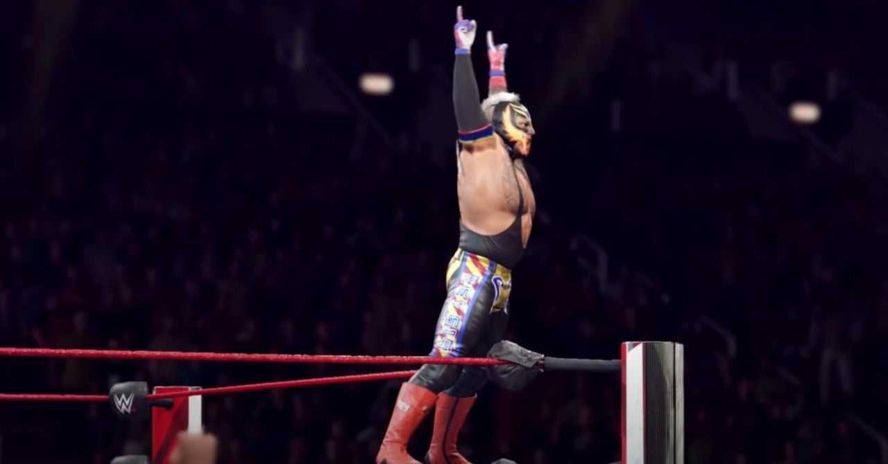 WWE 2K22: the release has been confirmed!