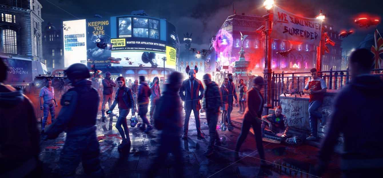 Watch Dogs: Legion, update next gen a 60 frame in sviluppo