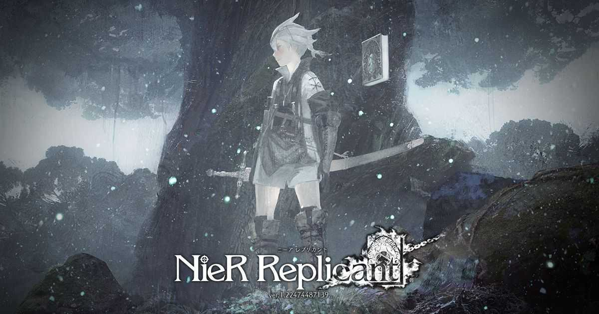 We are in the gold phase for Nier Replicant ver.1.22474487139…