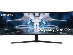 Samsung Odyssey Neo G9, il monitor da 49 pollici arriva in Italia thumbnail