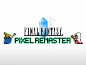 Final Fantasy Pixel remaster è disponibile: include i primi tre Final Fantasy thumbnail