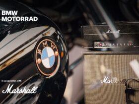 BMW Motorrad e Marshall annunciano una partnership strategica thumbnail