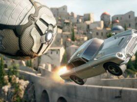 La Aston Martin DB5 di James Bond arriva su Rocket League thumbnail