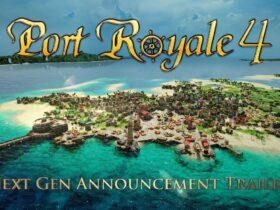 Port Royale 4 sta per approdare su PS5 e Xbox Series X