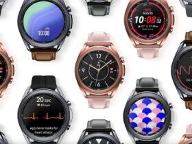Samsung Galaxy Watch 4, due video in anteprima mostrano alcuni quadranti thumbnail