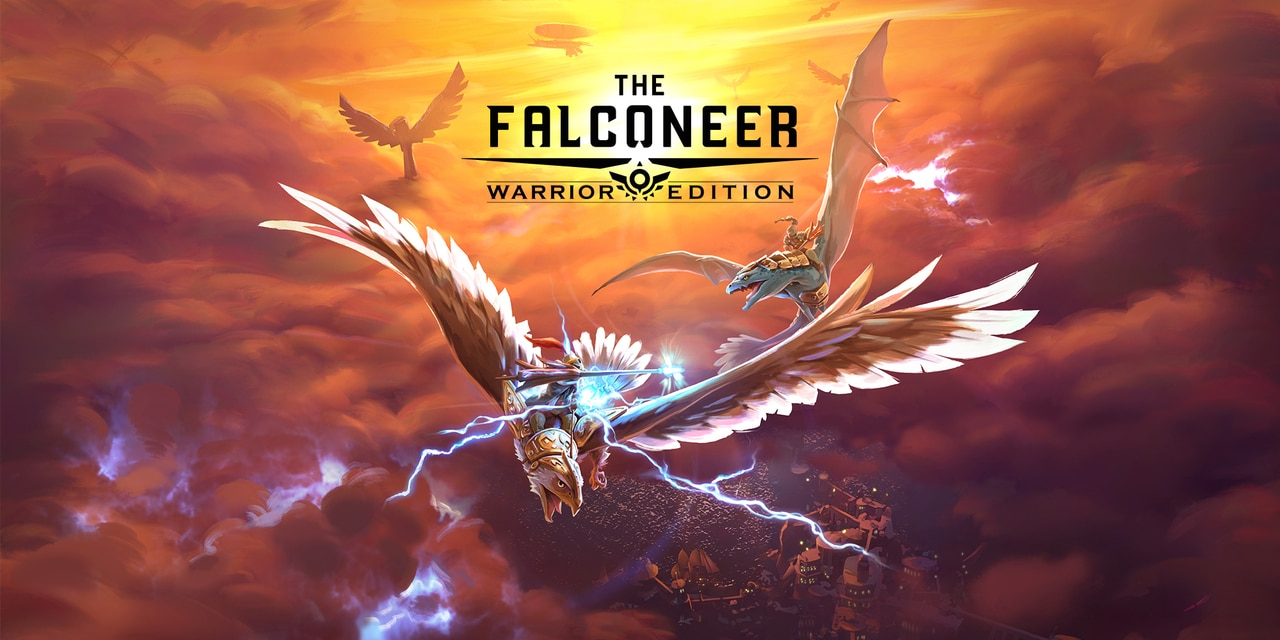 La nostra recensione di The Falconeer: si vola su Nintendo Switch thumbnail
