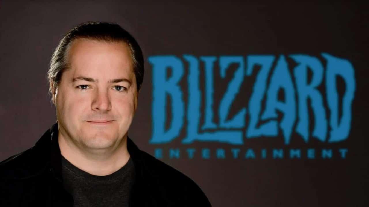 Il presidente J. Allen Brack di Blizzard si dimette thumbnail