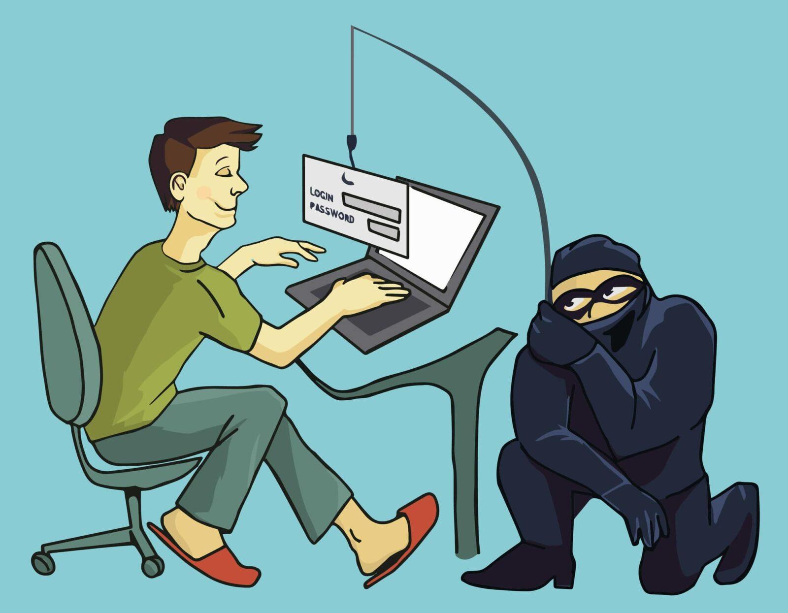 5 consigli per non cadere vittima di phishing ed estorsioni thumbnail