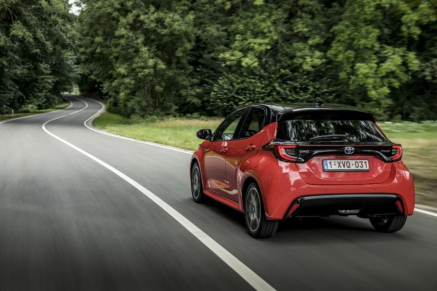 best selling cars europe yaris post