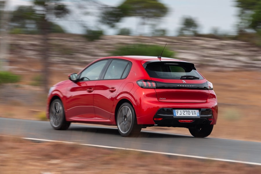 best-selling cars europe 208 post