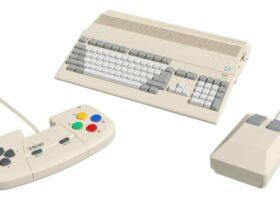 Amiga 500 Mini è ufficiale e arriverà ad inizio 2022 thumbnail