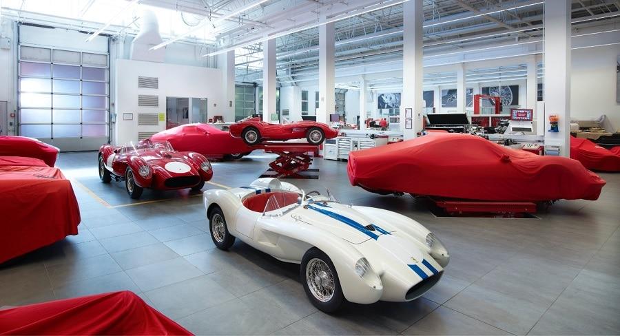 Ferrari Testa Rossa J classic ferrari