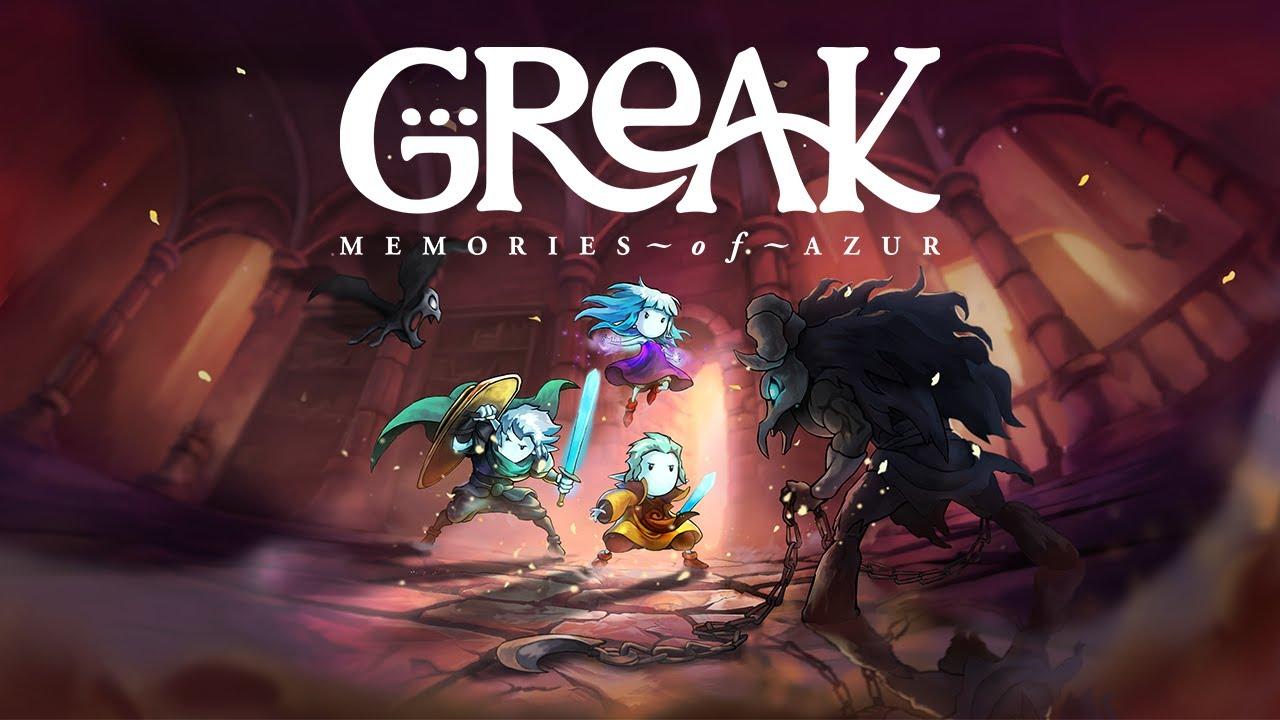 La recensione di Greak Memories of Azur: una fiaba per tre eroi thumbnail