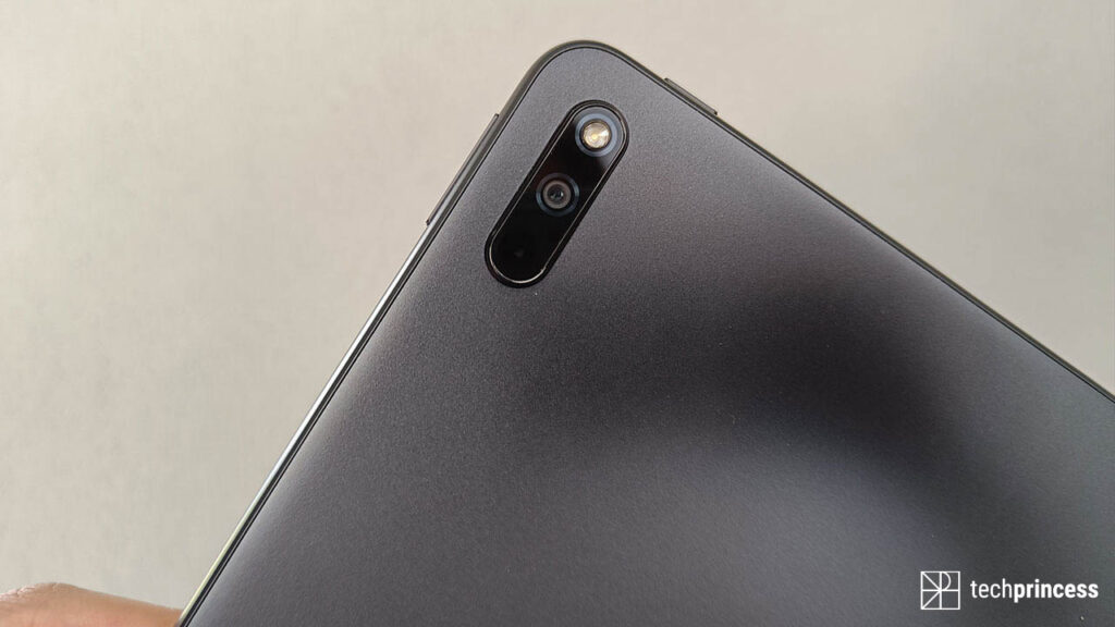 Huawei MatePad 11 camera review