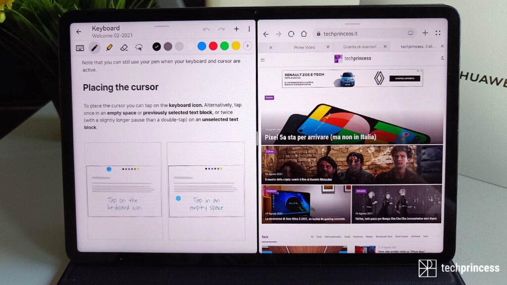 Huawei MatePad 11 performance review