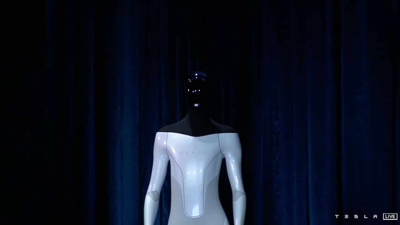 Tesla Bot, il robot umanoide di Elon Musk thumbnail