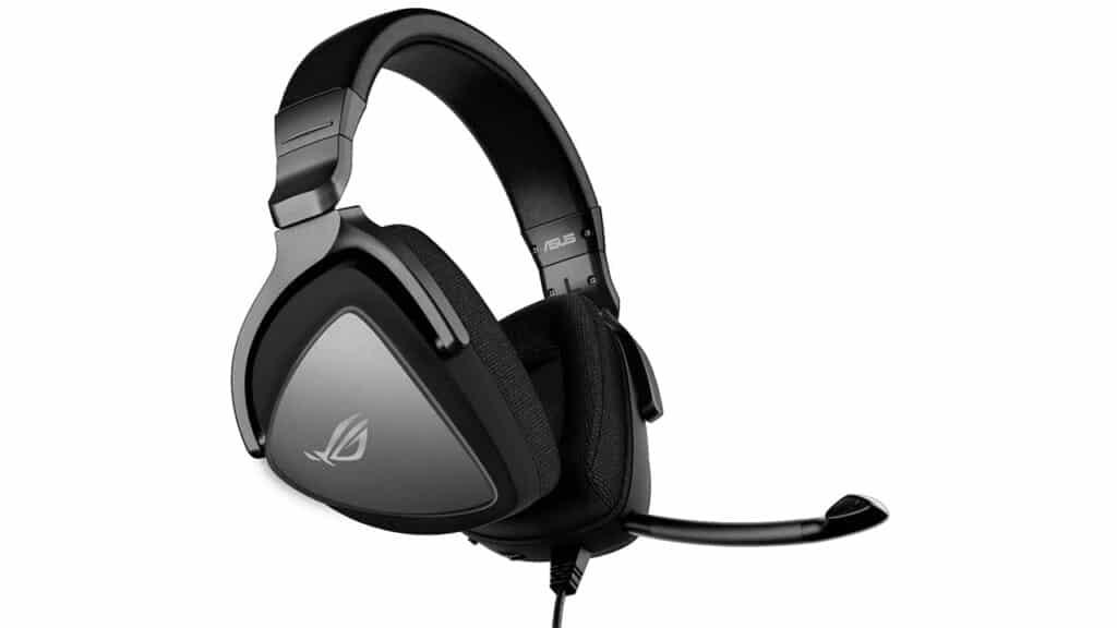 gaming headphones on offer: ASUS ROG Delta S