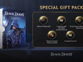 Il nuovo DLC di Black Desert arriva su console thumbnail