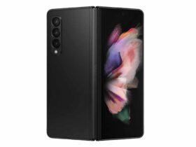 Le fotocamere di Galaxy Z Fold 3 non vanno se sblocchi il bootloader thumbnail