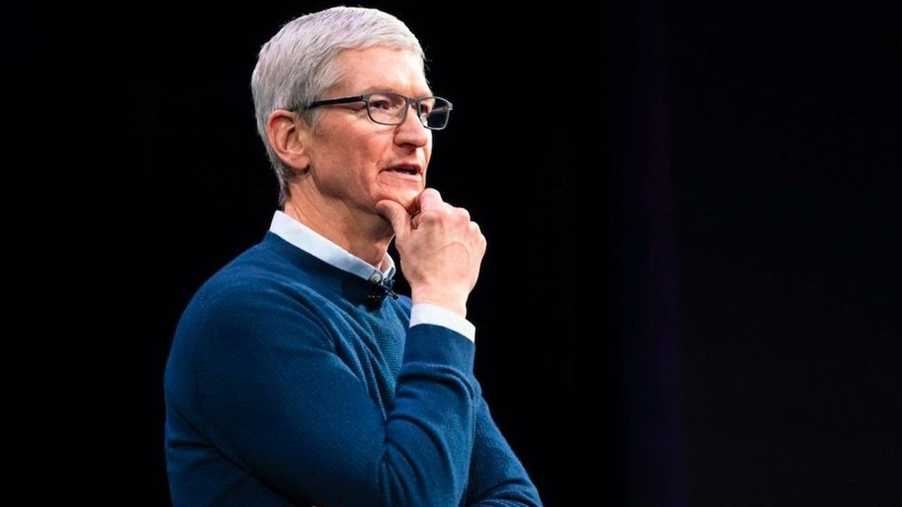 Tim Cook riceve da Apple un bonus di 750 milioni di dollari thumbnail