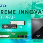 ADATA presenta la nuova linea di Xtreme Innovation thumbnail