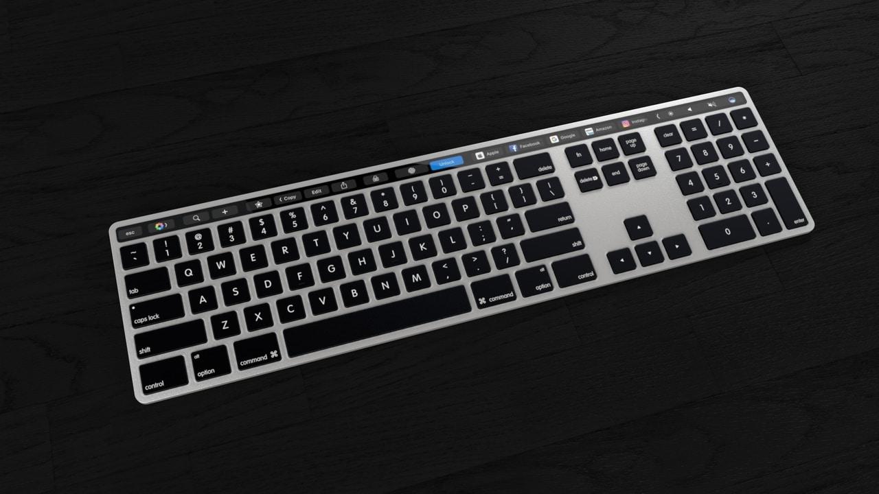 Apple: Magic Keyboard con Touch ID è acquistabile singolarmente thumbnail