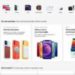 Apple lancia il nuovo store online completamente ridisegnato thumbnail