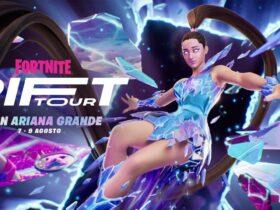 Ariana Grande in live su Fortnite thumbnail