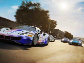 Assetto Corsa Competizione su PlayStation 5 e Xbox Series X