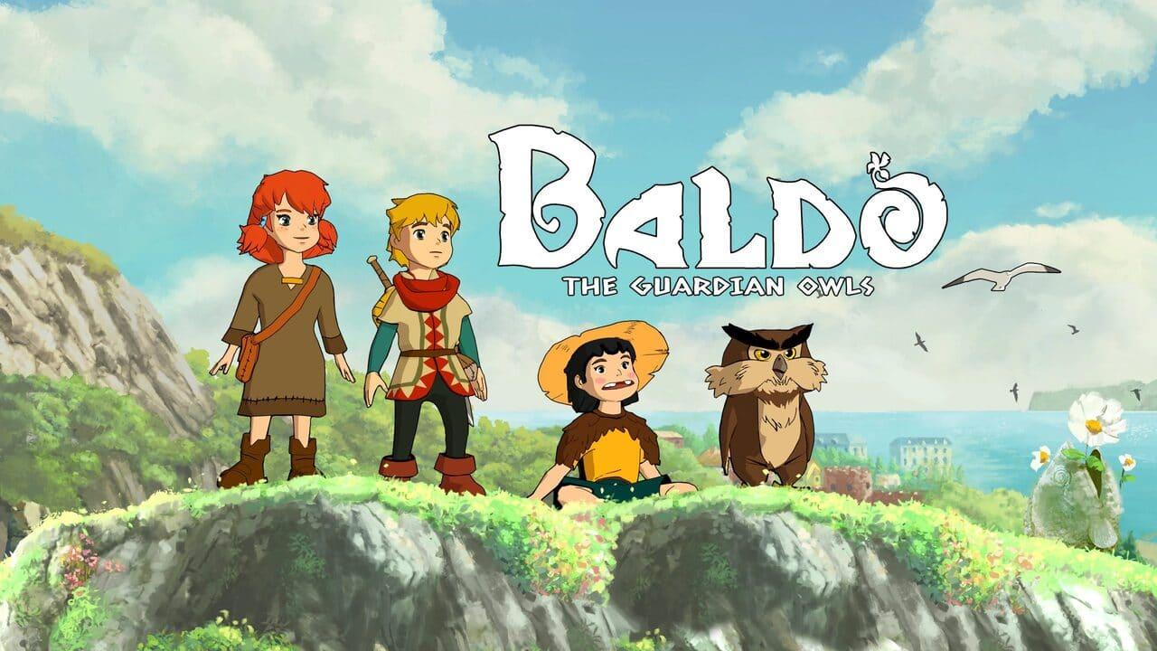 Baldo The Guardian Owls è disponibile: un po' Zelda un po' Studio Ghibli thumbnail