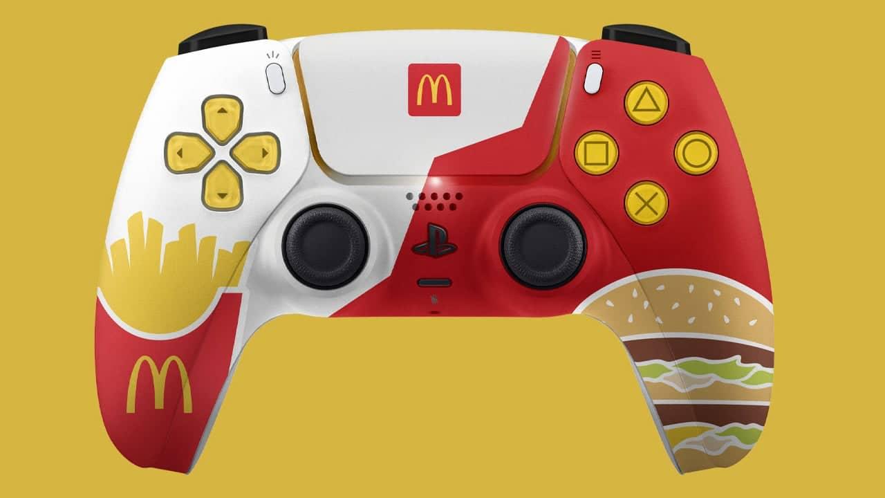 Sony impedisce il rilascio dei controller per PlayStation 5 di McDonald's Australia thumbnail