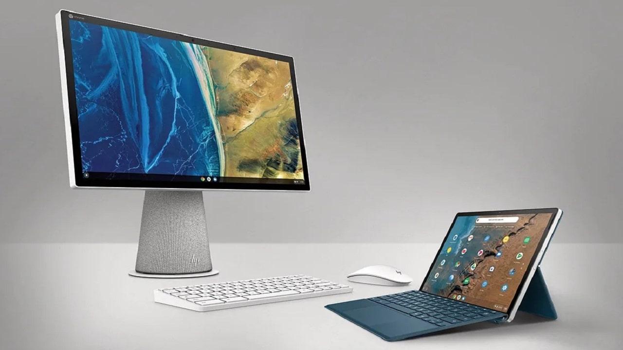 HP annuncia nuovi prodotti incentrati su Chrome OS thumbnail