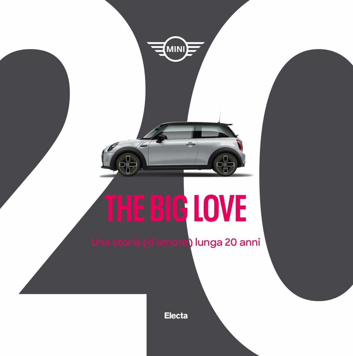 MINI: un libro per celebrare i vent'anni col BMW Group thumbnail